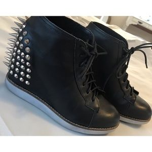 Jeffrey Campbell Wedge Boots